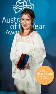 Genevieve NSW YAOTY